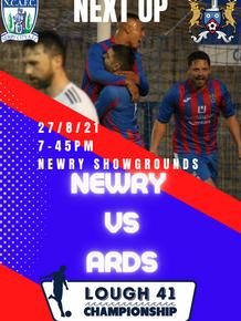 Newry v Ards Match Preview