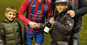 Man Of The Match v Carrick