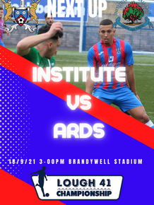 INSTITUTE V ARDS MATCH PREVIEW
