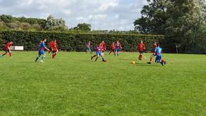 Grove United 3 Ards FC Academy 5