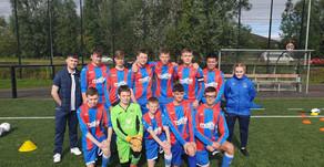 2004s v Larne Second Division