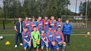 U16s Supplementary Cup Result Ards Academy 3 Rathcoole 4