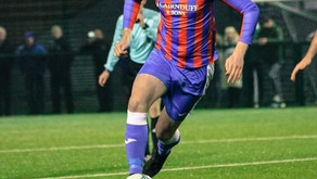 Ards Debut for Academy Player