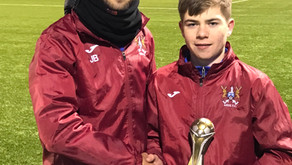 U20s PLAYER OF THE MONTH OCTOBER