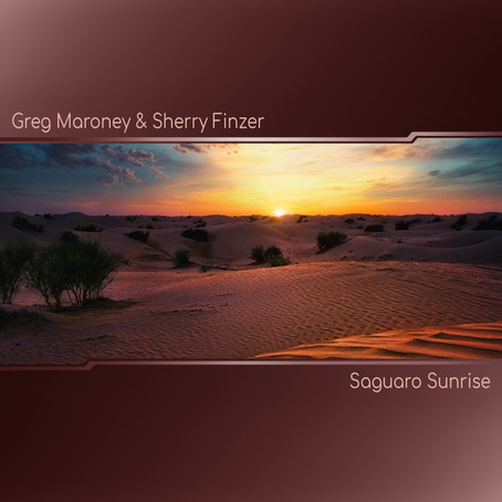 Saguaro Sunrise - Greg Maroney & Sherry Finzer