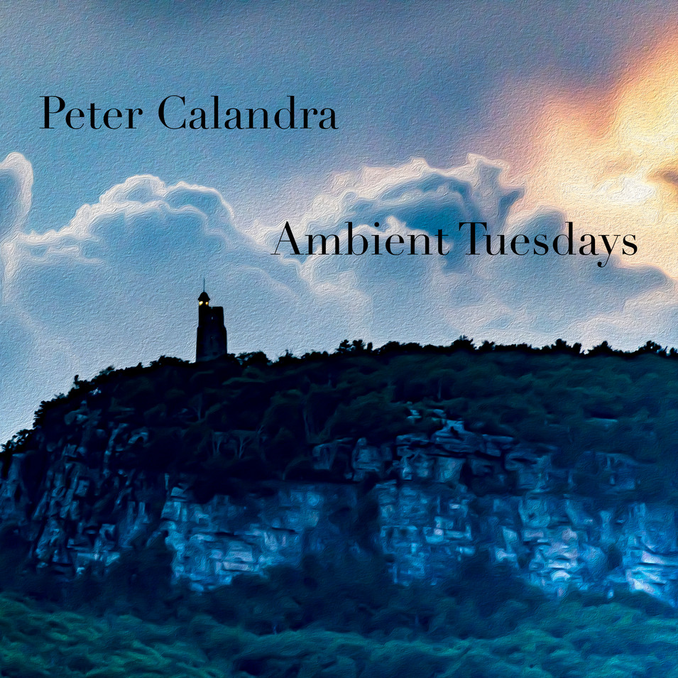 Pete Calandra Ambient Tuesday's COVER.jp