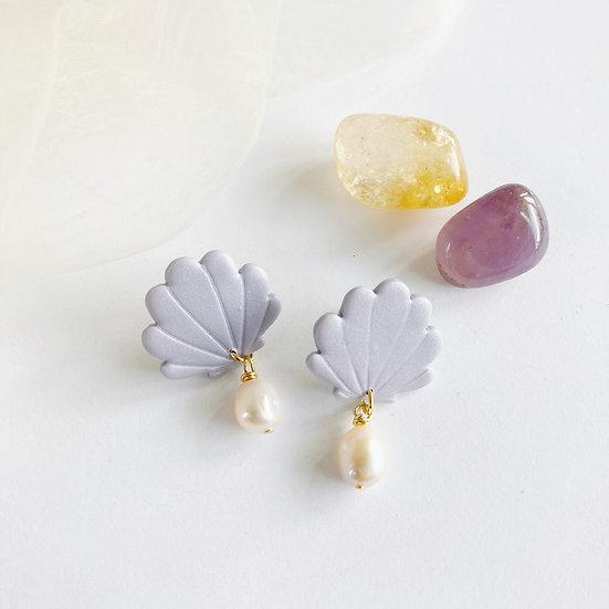 Land Mermaid Earrings