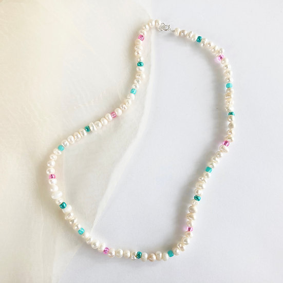 Not-So-Classic Pearls   Summer