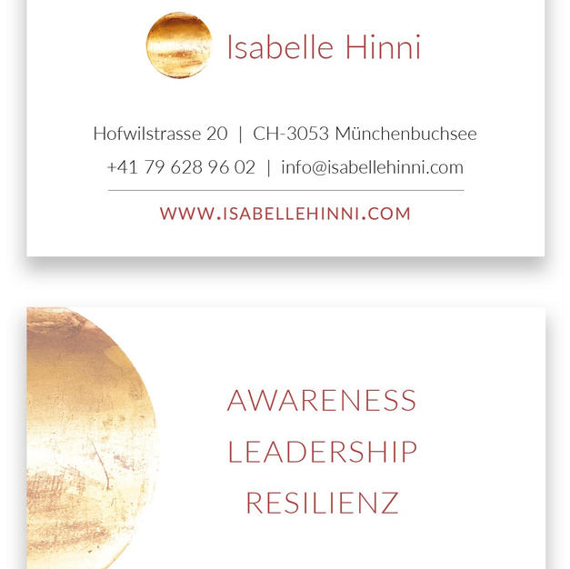 Isabelle Hinni