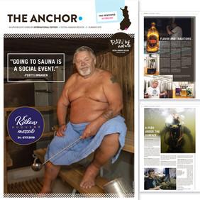 The Anchor 2019