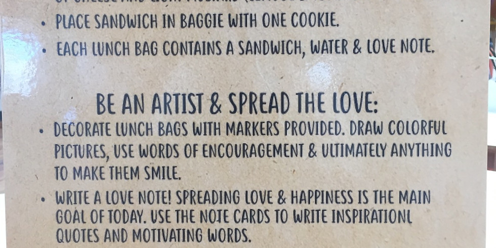 #Hashtag Lunch Bag - Smalltimore Homes Edition