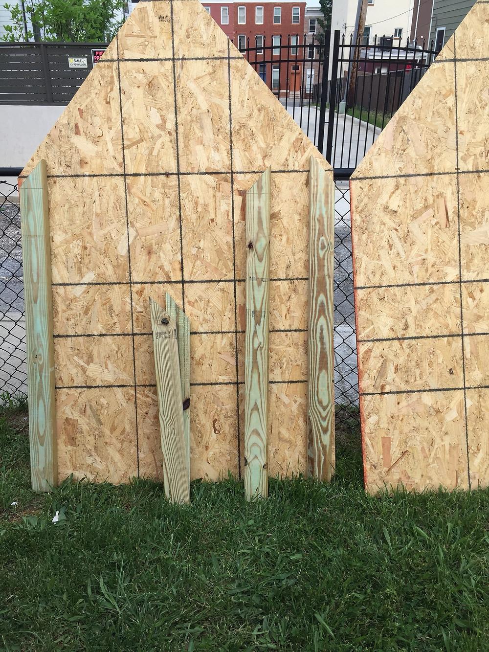 Prototype lumber