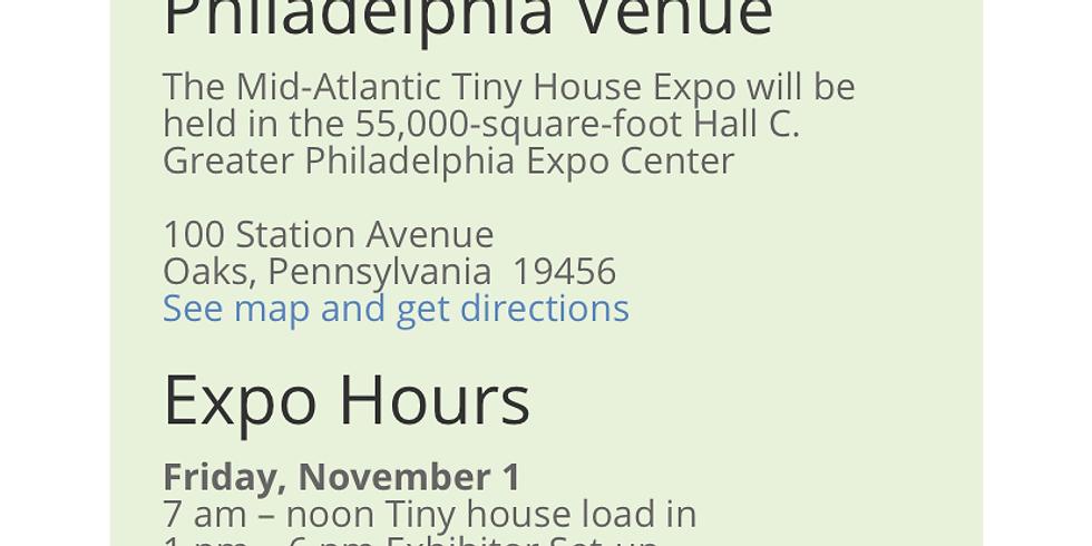 The Mid-Atlantic Tiny House Expo