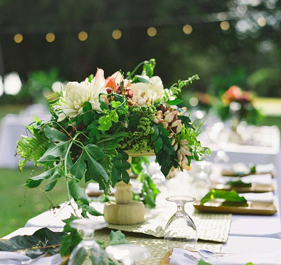 Floral arranegement centerpice