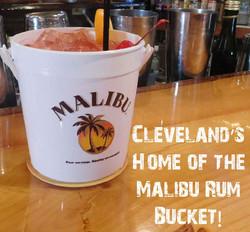 Malibu Rum Bucket