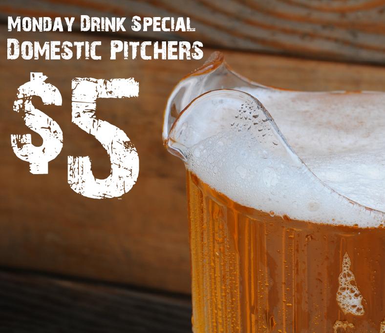 MONDAY Pitchers 97954238