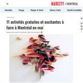 NARCITY / MONTRÉAL / MAI 2021