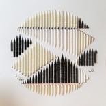 """🔴130 /  ARCHITECTURE DES FORÊTS / AUTOMNE (102cmx102cm-40""""x40"""") 2020"""