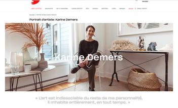 DESERRES / CAMPAGNE PUBLICITAIRE DÉCEMBRE 2019 ET PORTRAIT D'ARTISTE (tv / web)