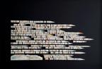 """🔴61 / MES ÉCAILLES (69cmx102cm-27""""x40"""""""
