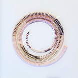 """126 / CES CARROUSELS DANS MA TÊTE (50cmx50cm-20""""x20""""(2020)"""