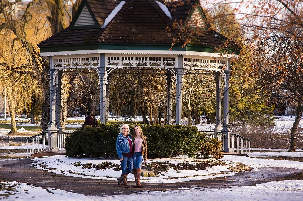 Kitchener victoria park family photos