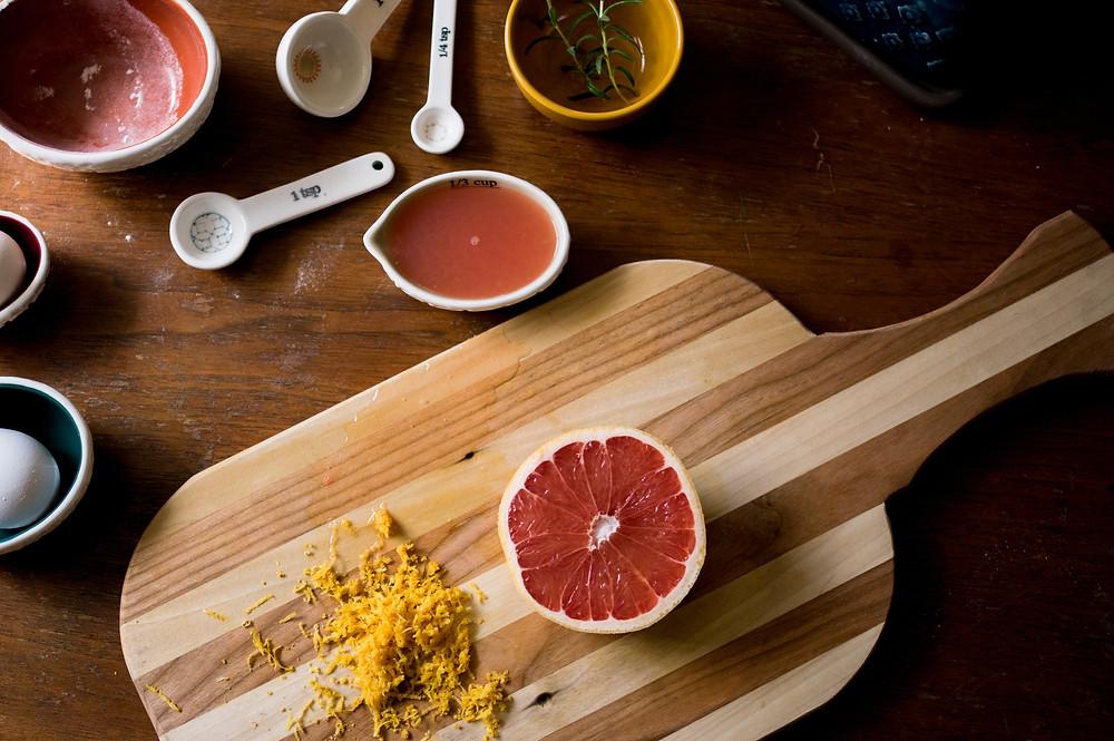 baking supplies to make scones