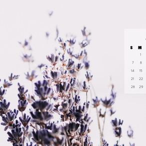 April 2019 Background | Free iPhone & Desktop Wallpaper Download