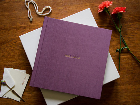 Heirloom Wedding Albums | Hand Made in Canada