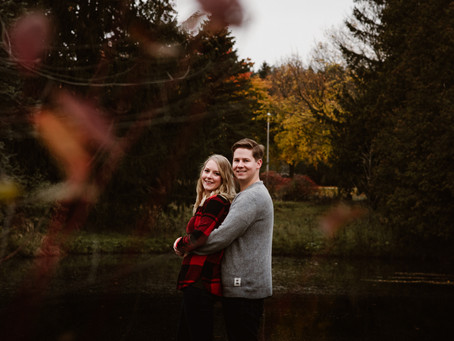 Guelph Ontario Reformatory Engagement Session | Stephanie + Spencer