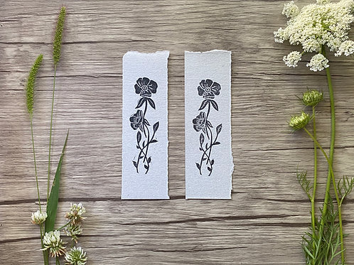 Soft bookmark - set of 2