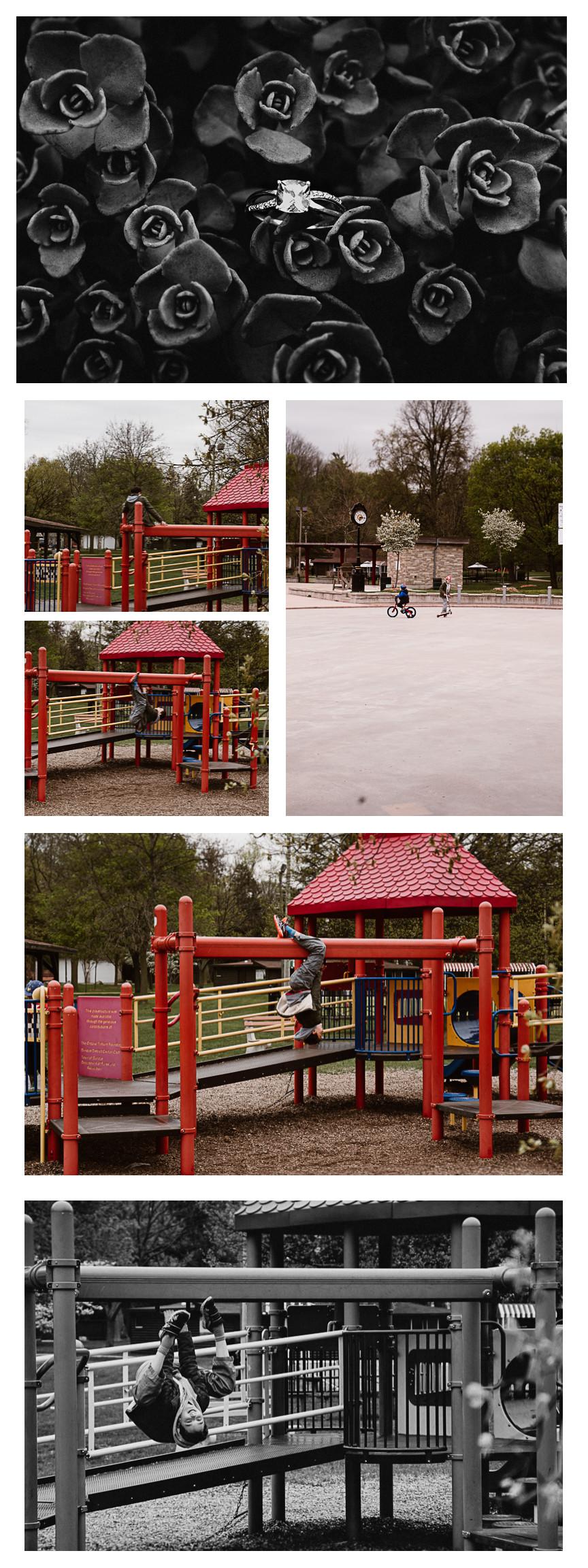 dundas driving park playground hamilton ontario