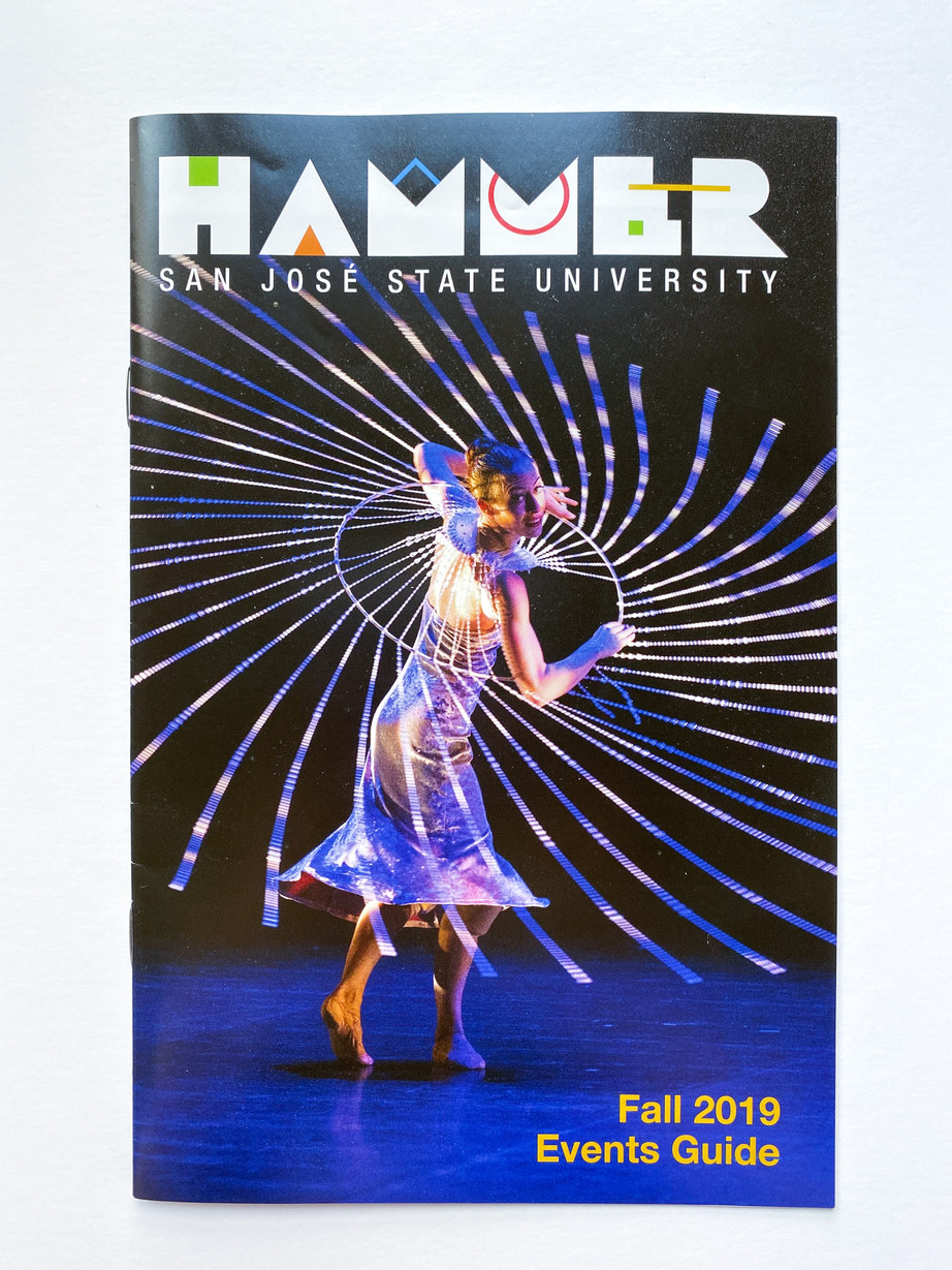 Hammer Theatre Fall 2019 Events Guide