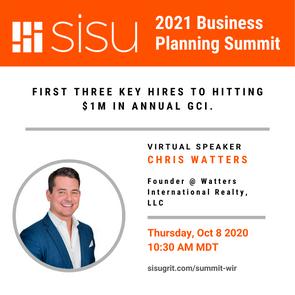 Sisu Virtual Summit Ads