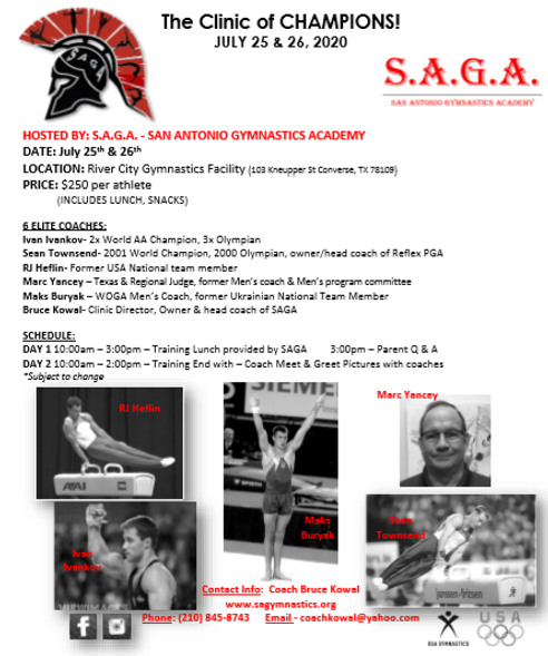 2020 SAGA Skills Clinic Flyer.PNG