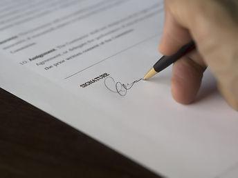 Sign Offer