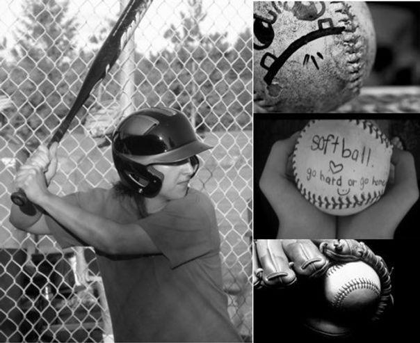 Softball, Wine, Baking