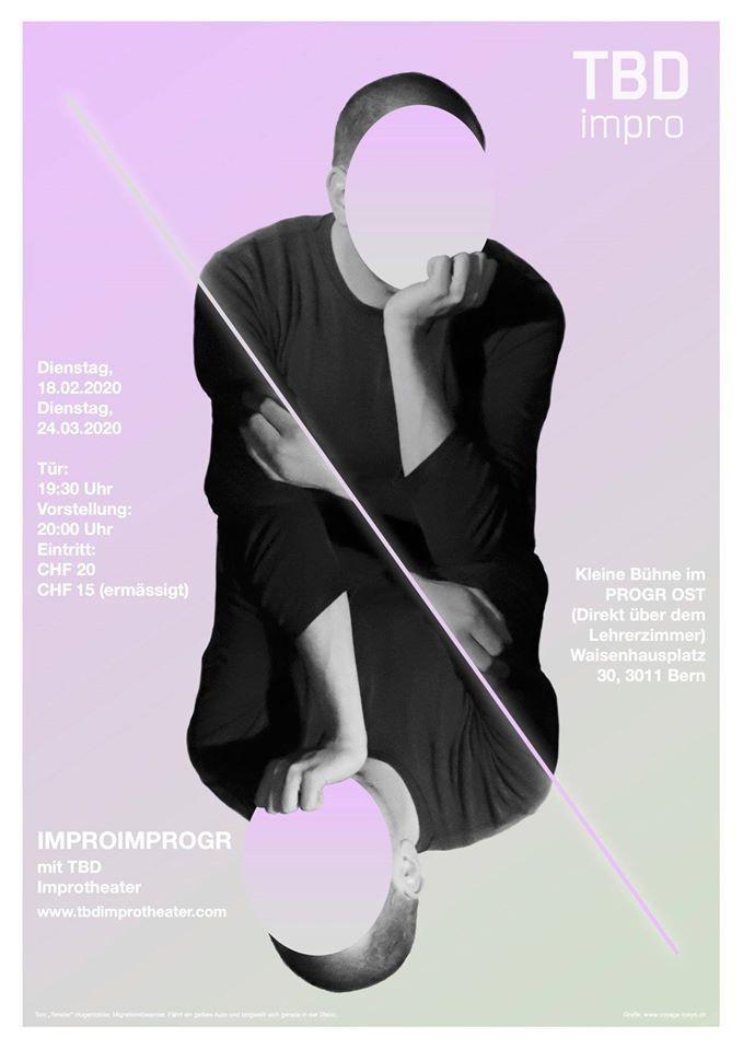 IMPROIMPROGR mit TBD Improtheater Bern Frühling 2020