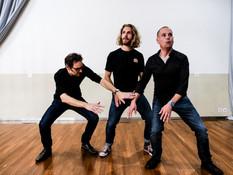 TBD Improtheater Bern Probe. Mit Copyright.