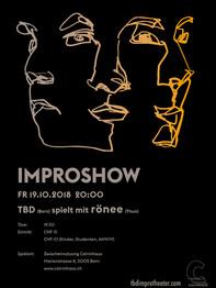 TBD Improtheater Bern im Calvinhaus Herbst 2018