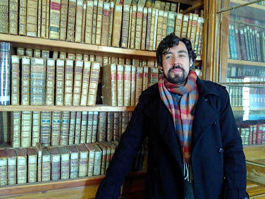 Álvaro Valdés Menéndez (Foto_ Fundación