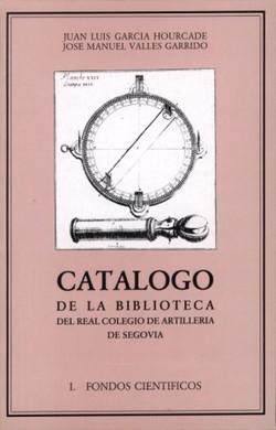 Catalogo Biblioteca dieciochesca...