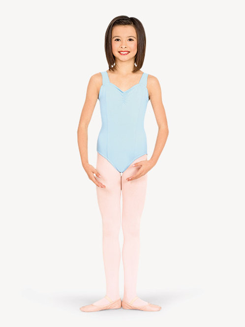 Ballet I A/B - Girls Tank Dance Leotard