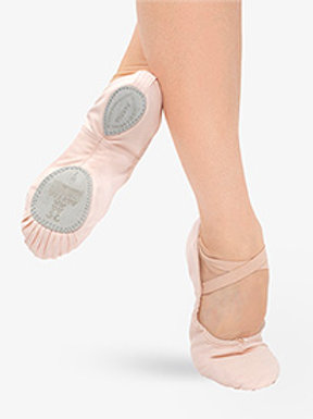 Sansha Adult #1 Pro Canvas Split-Sole Ballet Shoes