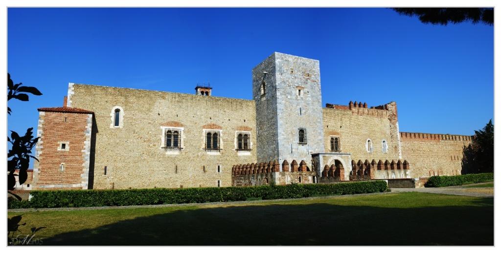 Le Palais des rois de Majorque