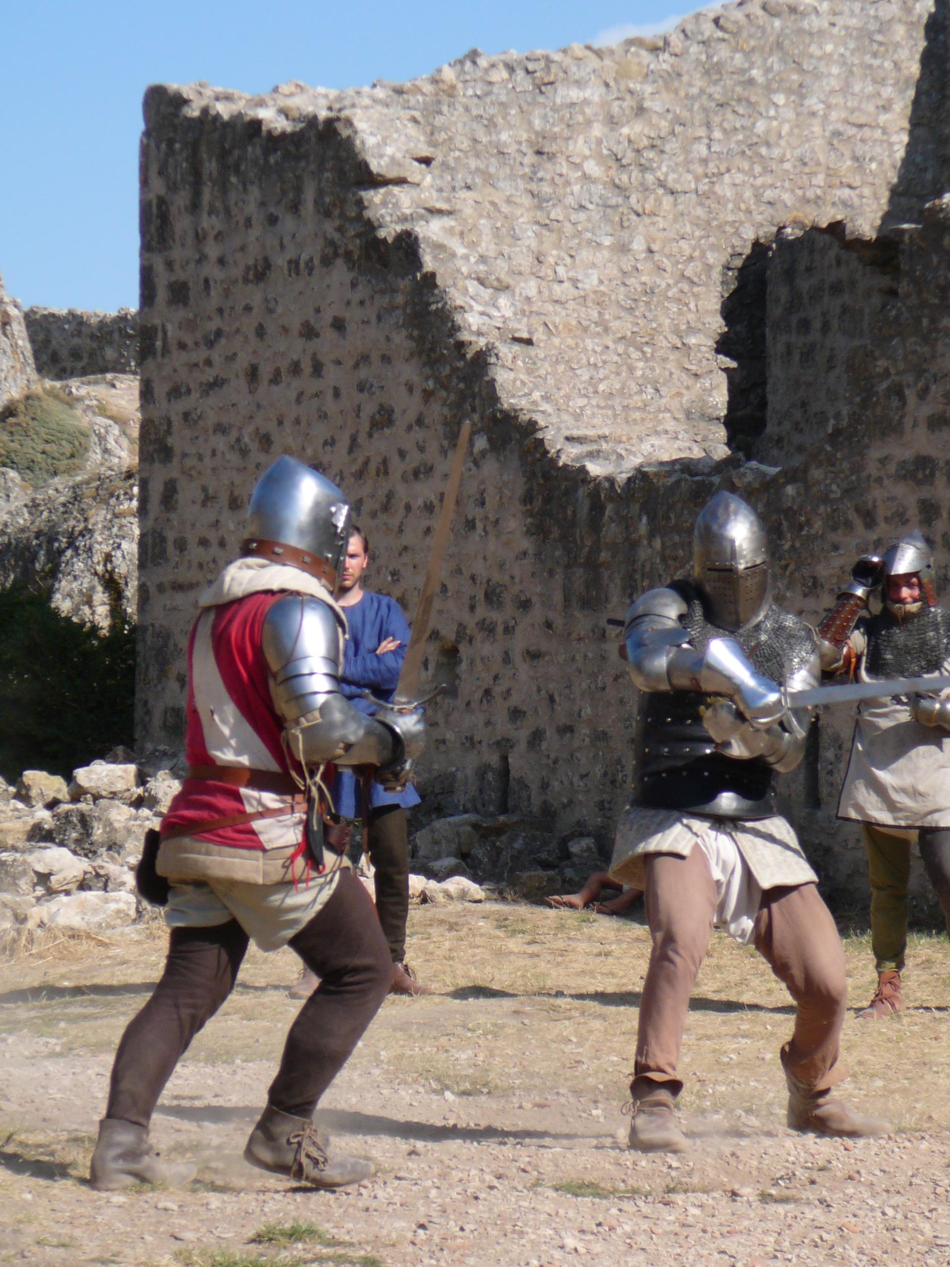 Médiévales de Peyrepertuse