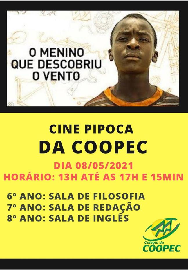 CINE PIPOCA DA COOPEC