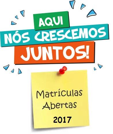 MATRÍCULAS ABERTAS!!