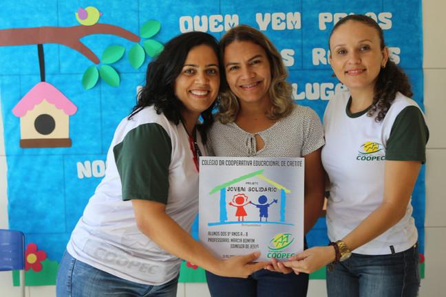 O Projeto Jovem Solidário