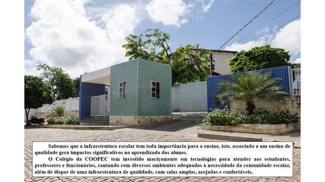 VISITA ONLINE AO COLÉGIO DA COOPEC - CAETITÉ - BA.